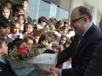 Vali Mustafa Tutulmaz, özel okulları ziyaret etti
