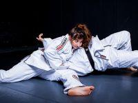 Judo Yarı Final Müsabakaları Yapıldı
