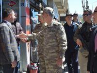 Genelkurmay Başkanı Akar ve Kuvvet Komutanları Siirt'te