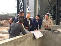 Dünyanın en modern beş fıstık tesisinden biri Siirt'te