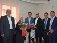 Siirt'te Şehit Anneleri, Anneler Gününde Unutulmadı