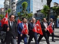 """Siirt'te Coşkulu """"Halk Yürüyüşü'' Yapıldı"""