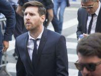 Messi ifadeye çağırıldı