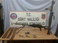 Pervari'de PKK'ya operasyon! Çok sayıda mühimmat ele geçirildi
