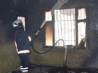 Siirt'te çıkan yangına kısa sürede müdahale edildi