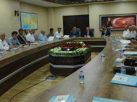 Uyuşturucu ile mücadele ve il tütün koordinasyon kurulu toplantısı yapıldı