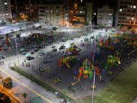 Siirt'te Çocuk Dünyası Parkı Vatandaşların Uğrak Yeri Oldu