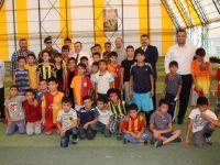 Yaz Kuran Kursu Öğrencileri Arasında Futbol Turnuvası Düzenledi