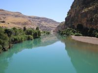 Botan Yıllar Sonra Siirt'in Su İhtiyacını Karşılamaya Başladı