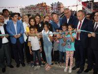 İçişleri Bakanı Soylu Çocuk Dünyası Parkının Açılışını Gerçekleştirdi