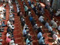 Siirt'te Şehitler ve Gaziler İçin Mevlit Okutuldu