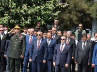 Siirt'te 'Gaziler Günü' Törenlerle Kutlandı