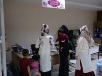 Siirt'te 1500 aileye hoş geldin bebek paketi verildi