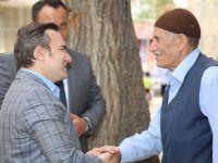 Başkan vekili Taşkın'dan Esnafa Ziyaret