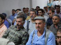 Tınaztepe Mahallesi Halkı, Başkan Vekili Taşkın İle Bir Araya Geldi