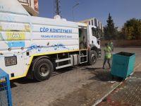 Siirt Belediyesi Dezenfektan Çalışmaları