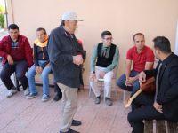 Siirt Belediyesi'nden Engelsiz Yaşam Merkezinde Müzik Etkinliği
