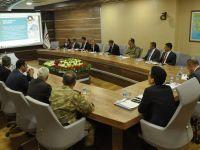 Siirt'te İZDES Projesi Çalışma Toplantısı Yapıldı