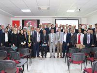 SODES Projeleri İçin Sözleşme İmza Töreni Yapıldı
