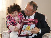 Vali Ali Fuat Atik'ten, Şehit Ailesine Anlamlı Ziyaret