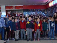 Bir Milyon Öğrenci Sinemayla Buluşuyor Projesi, Siirt'te De Start Aldı