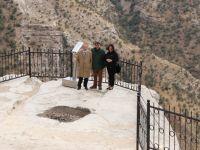 """Vali Atik,  """"Botan Vadisinin Eşsiz Doğa Güzelliğini Turizme Kazandırıyoruz"""""""