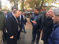 Vali Ali Fuat Atik, Pervari İlçesinde