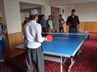 Siirt Belediyesi Okul, Kuran Kursu ve Medreselere Masa Tenisi Desteği