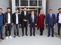 Başkan Vekili Taşkın, Üniversite Öğrencileri ile Bir Araya Geldi