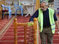 Siirt Belediyesi'nden Cami Temizleme Seferberliği