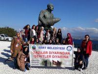 """""""Gaziler Diyarından Şehitler Diyarına"""""""