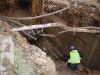 Yağmur Suyu ve Kanalizasyon Hatları Yenileniyor