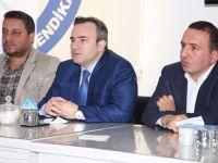 Başkan Vekili Taşkın Diyanet-Sen İstişare Toplantısına katıldı