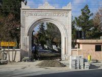 Mezarlıkların Giriş Kapıları Yenileniyor