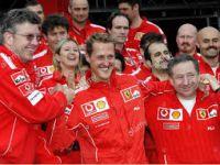 Schumacher Takım Patronu Olmak İstemiyor