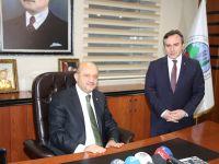 Başbakan Yardımcısı Işık, Siirt Belediyesine ziyaret