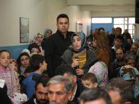 Halk İle Buluşma Toplantıları İnönü ve Batı Mahallelerinde Devam Etti