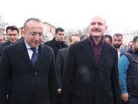 İçişleri Bakanımız Süleyman Soylu, Eruh İlçemizi Ziyaret Etti