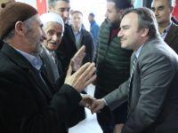 Başkan Vekili Taşkın Barış Mahallesi Sakinleri İle Bir Araya Geldi