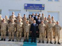 Jandarma Genel Komutanı Sayın Arif Çetin Valiliğimizi Ziyaret Etti