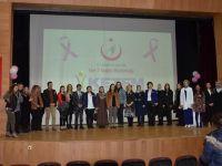 Siirt'te 'Kanser ve Kanser Taraması' Hakkında Konferans Verildi