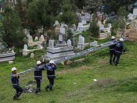 Mezarlıklarda Aydınlatma Çalışması