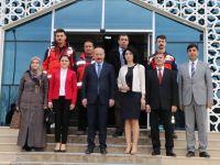 Vali Atik '14 Mart Tıp Bayramı'nı kutladı