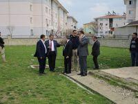 Siirt'te 22 parkın yapımına başlandı