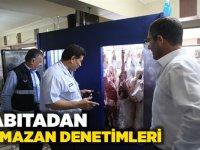 Siirt zabıtasından Ramazan Denetimi
