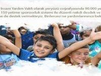 Siirt'te Filistinli çocuklar yararına kermes