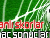 Süper Lig Maçları Canlı Skor