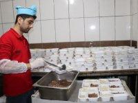 Siirt Belediyesi'nden taziye evlerine ücretsiz yemek