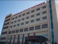 Bel fıtığı tedavisinde yeni yöntem Kurtalan Devlet Hastanesi'nde