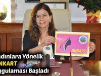 Siirt'te Jinkart uygulamasıyla kadınlara indirimli ulaşım imkanı